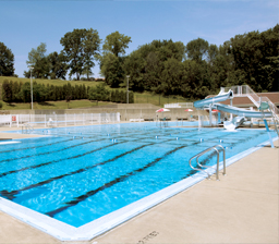 Commercial Pools: Social Distancing Signs and Decals
