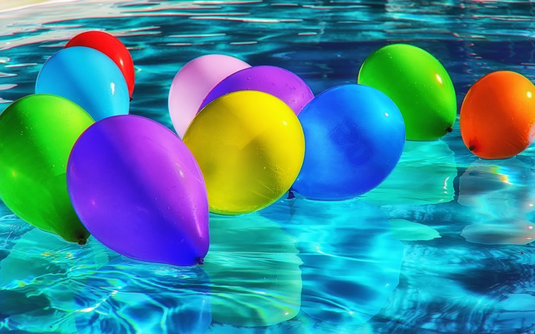 8 Fun Games for your Next Pool Party