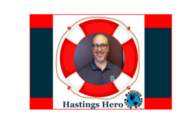 Hastings Water Works Staff Saves Lives Even When Not in the Lifeguard Chair