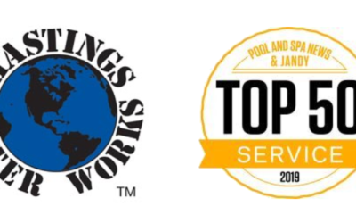Hastings Water Works Recognized as 2019 Top Service Provider