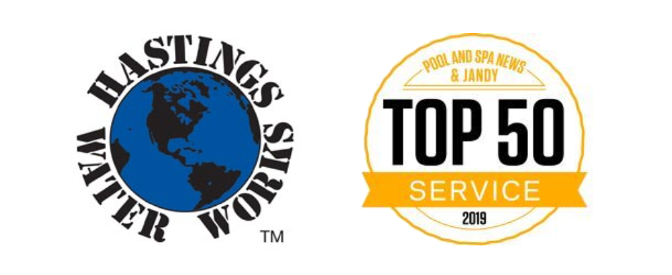 Hastings Water Works recognized as a top 50 service provider