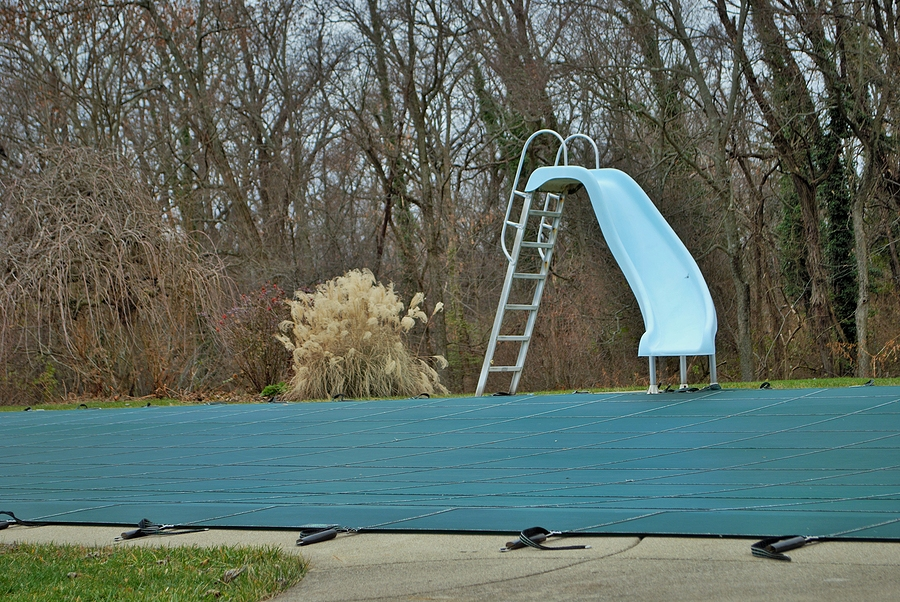 Closed Pools Still Need Love, Especially During Ohio Winters