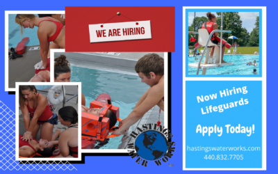 Lifeguards are the Lifeblood of Hastings Water Works