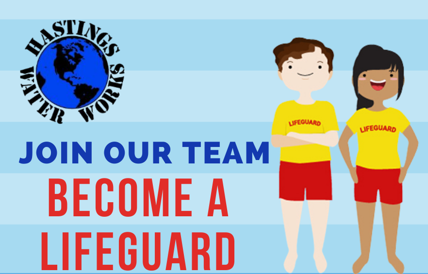 become a lifeguard