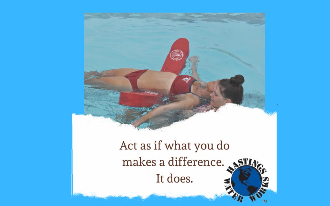 Make Up to $14/Hour Lifeguarding
